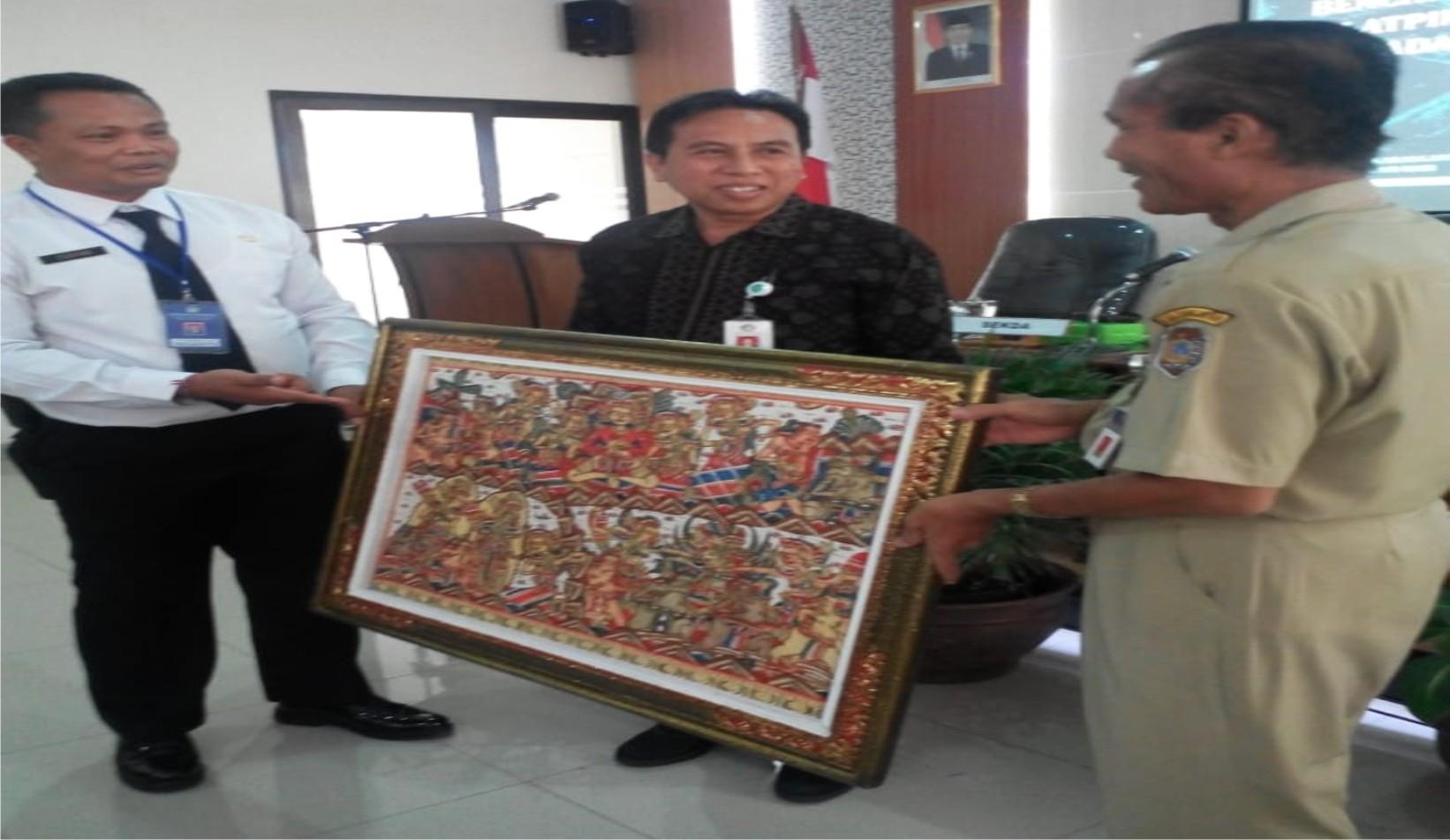 Benchmarking Diklatpim IV BPSDMD Provinsi Bali
